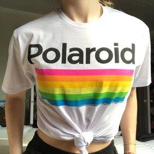 Polaroid Tee